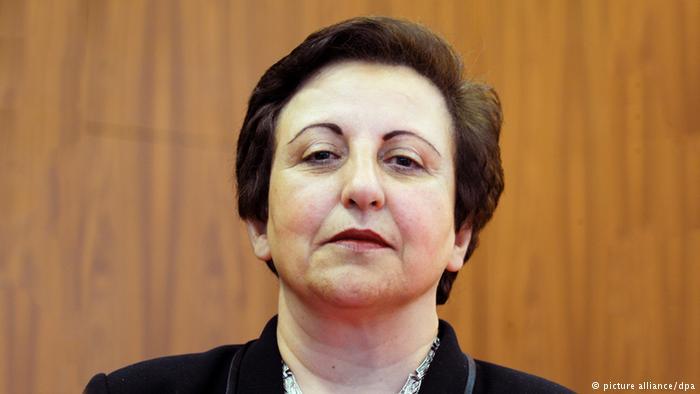 شیرین عبادی: حکومت ایران دیر یا زود سقوط خواهد کرد