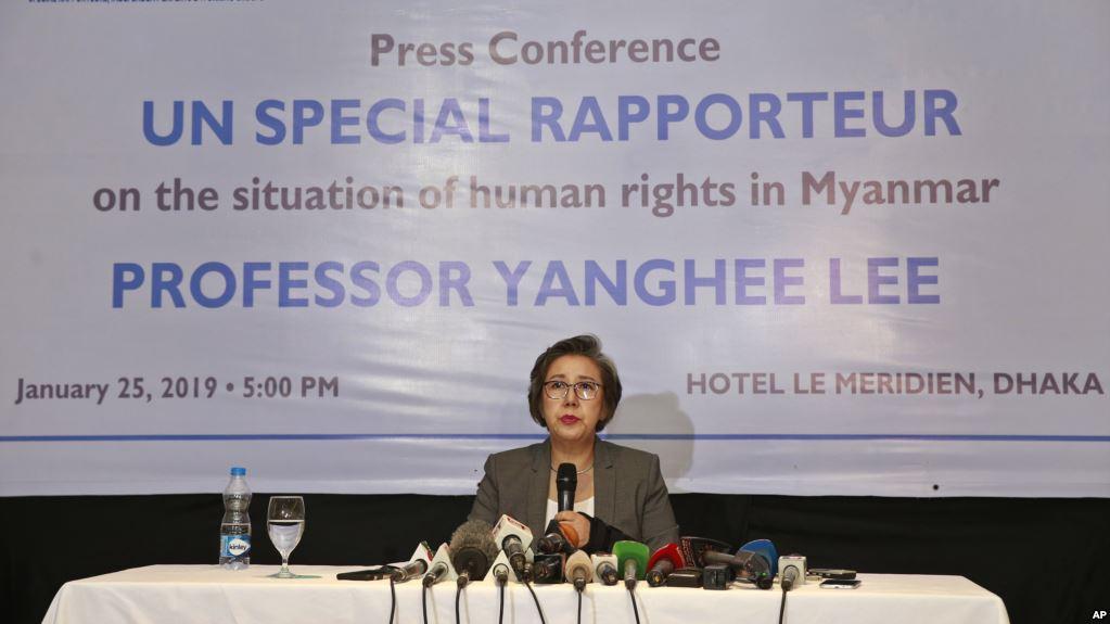 گزارشگر سازمان ملل: چشم اندازی برای بازگشت آوارگان روهینگیایی به میانمار وجود ندارد
