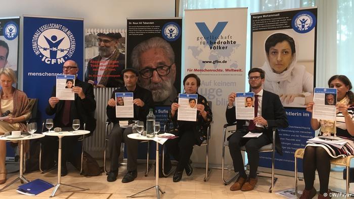 وضعیت حقوق بشر در ایران، موضوع نشستی در پایتخت آلمان
