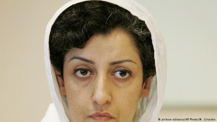 ابراز همدردی نرگس محمدی از زندان با سیل زدگان
