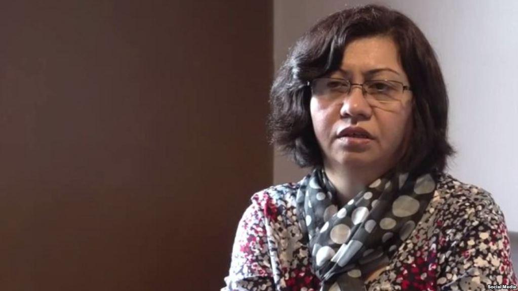مراسم یادبود پروین بختیارنژاد در بند زنان زندان اوین برگزار شد