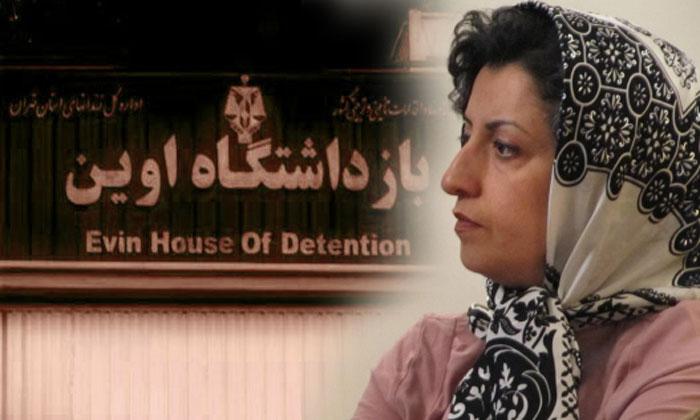 نرگس محمدی خطاب به دادستان تهران: شرایط دسترسی به داروهایمان را فراهم آورید